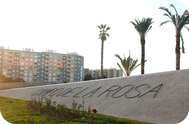 El Parque de la Rosa cerrará durante seis meses