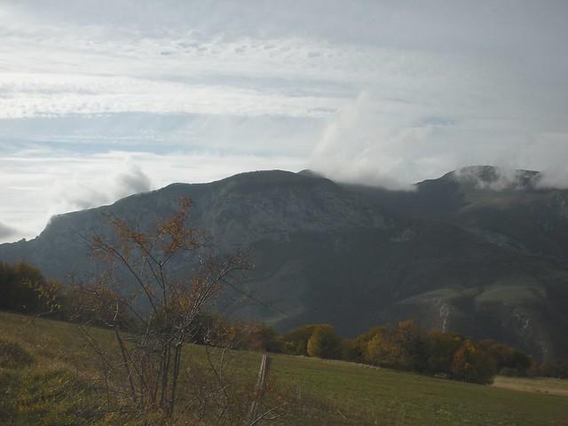 Monte Catria dallo Strega, Nikon COOLPIX S560