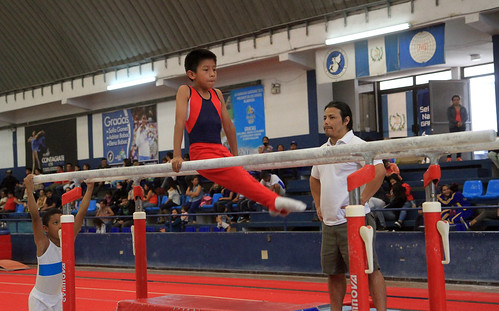 Juegos Nacionales de Gimnasia 2017