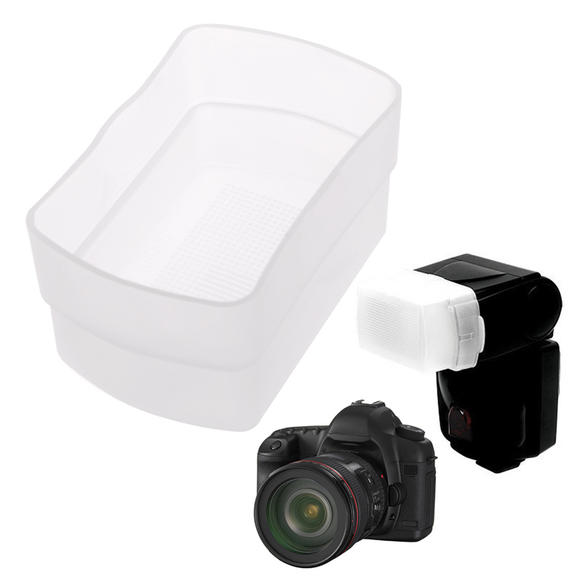 Tản sáng Omni bounce cho flash Canon 580ex 580 exII  YN565ex YN560II YN560III YN560 YN560II YN560