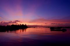 Mekong Sunrise