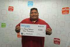 Jason Walker - $1,000 - Regal Riches - Pocatello - KJ's Super Store