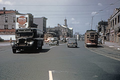 US NY NYC - Third Avenue Railway System 207 - C:Crosstown Line - Fordham Road at Arthur Ave (116596)