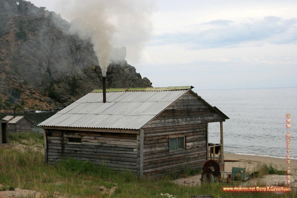 Бухта Песчаная Озеро Байкал фото достопримечательностей