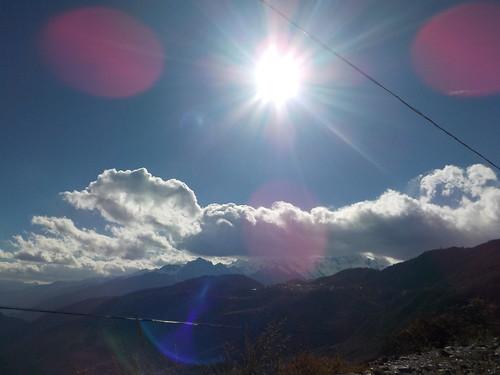 僕はチベットに行きたかったんだ