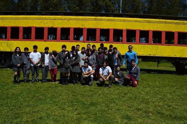 Equipo de Convivencia Escolar desarrolló jornada de formación de líderes