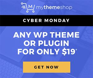 MyThemeShop Theme & Plugin Deal