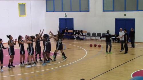 2017-2018 A2F Sud Cestistica SV - Carispezia 59-69
