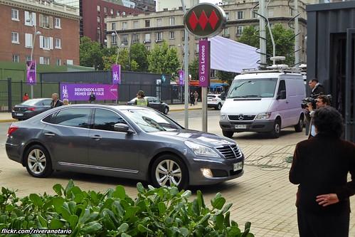 Hyundai Equus (presidencial, Chile)