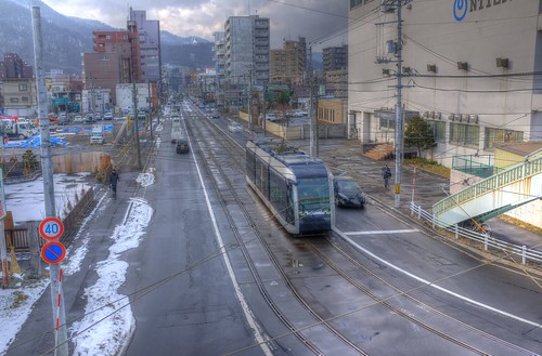 03-12-2017 tramcars at Sapporo (7)