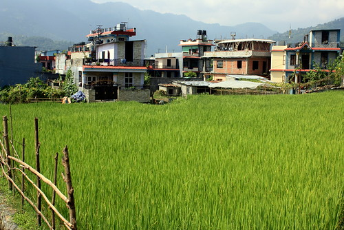 J6 : 26 septembre 2017 : Pokhara & Lac Phewa