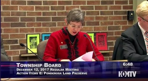 Land Preservation Acquisitions Approved By Township Board