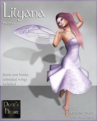 Poet's Heart - Lilyana