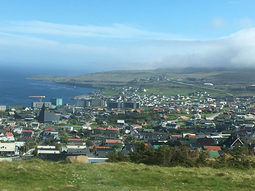 Torshavn the capital of the Faroe Islands is one of the World's smallest capitals