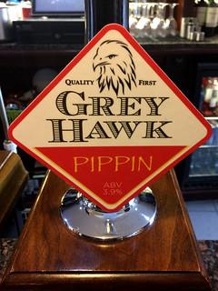 Grey Hawk, Pippin, England