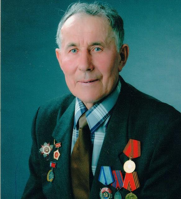 Николай Александрович Михеев, заслуженный машиностроитель России, ветеран труда