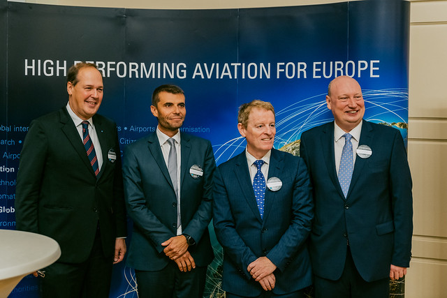Digitalising Europe's aviation infrastructure