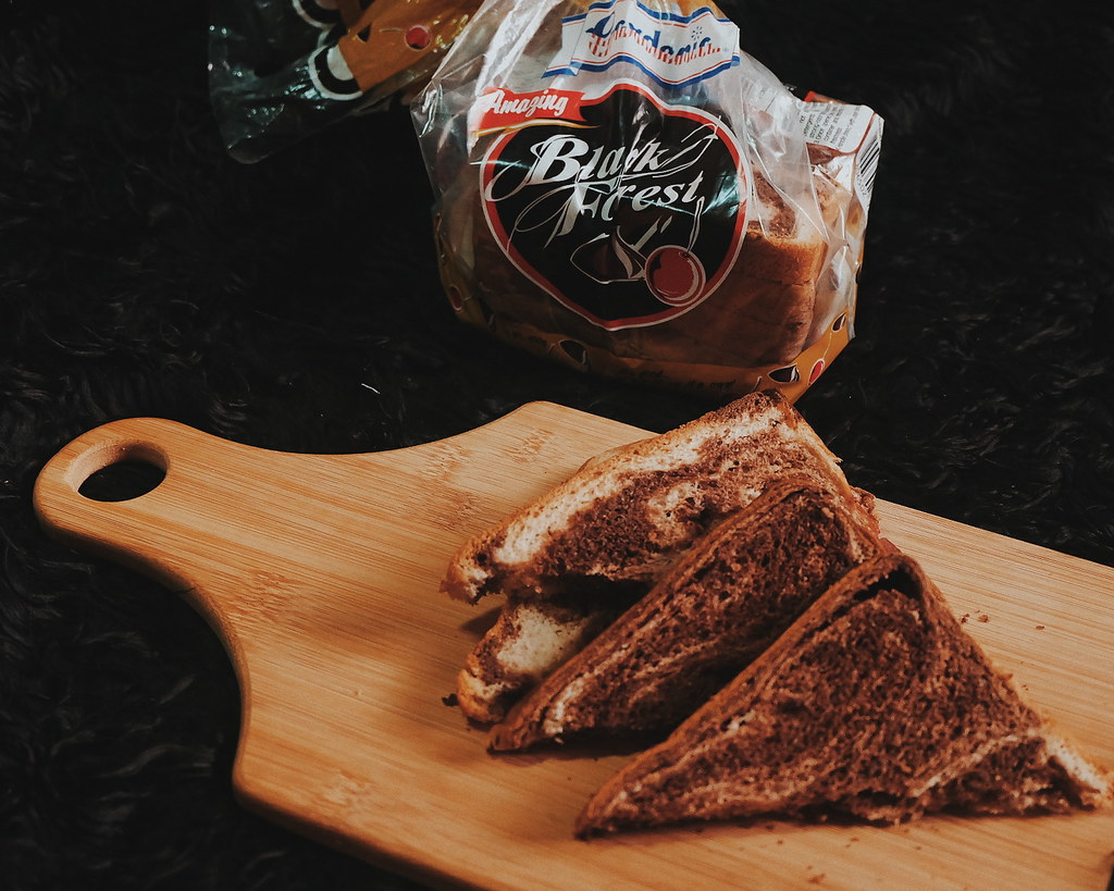 Gardenia Amazing Black Forest Loaf 400g