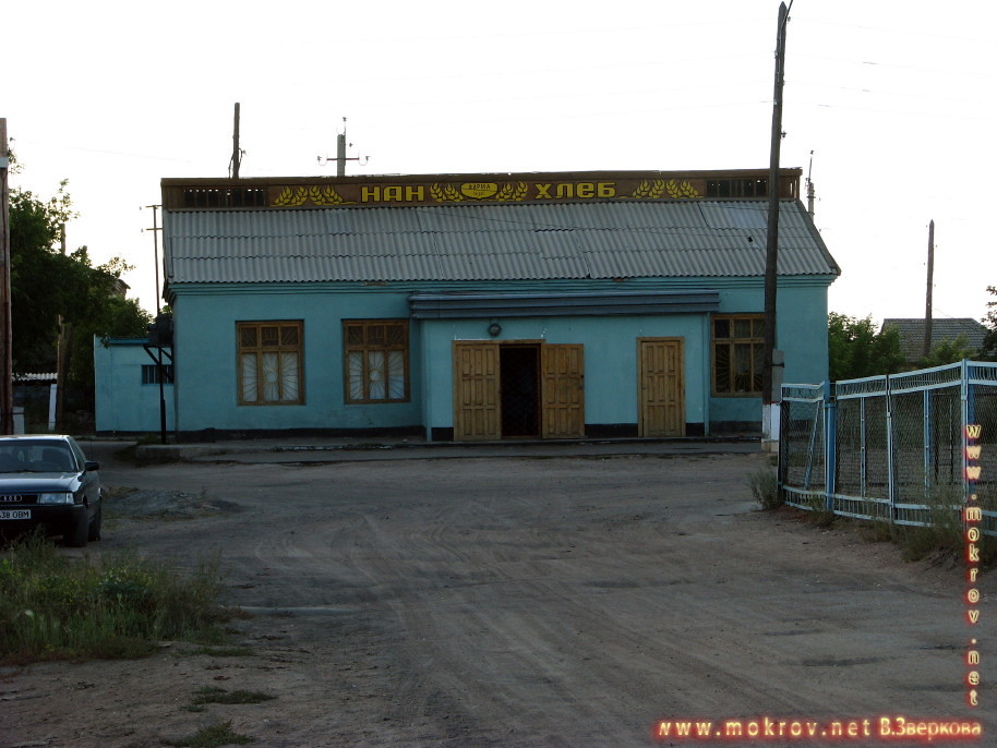 Город Макинск, Магазин Левы.