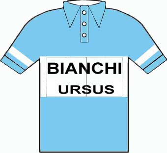 Bianchi - Giro d'Italia 1949