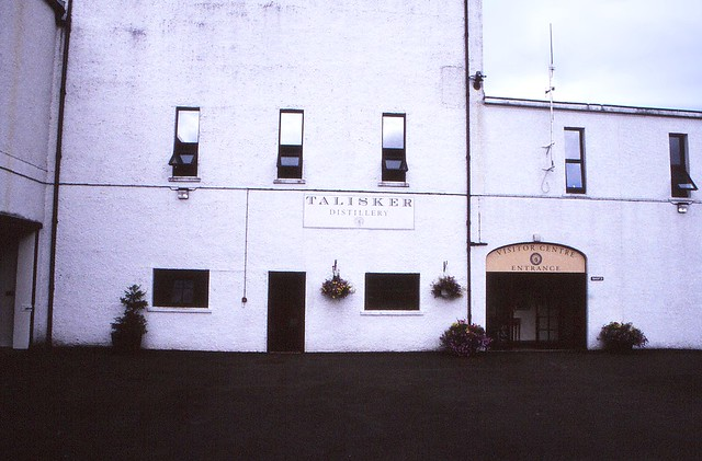 Talisker Distillery