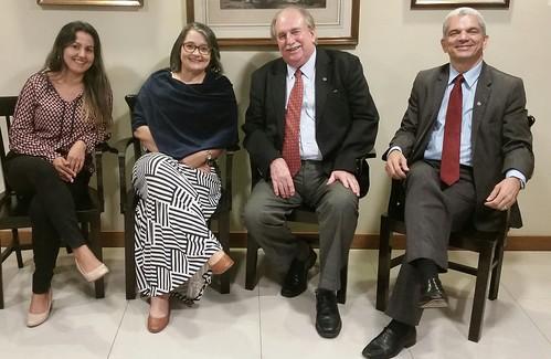 Professora Valesca Athayde Paradela apresenta artigo sobre Direito e Liberdade Religiosa no Instituto dos Advogados Brasileiros (IAB)