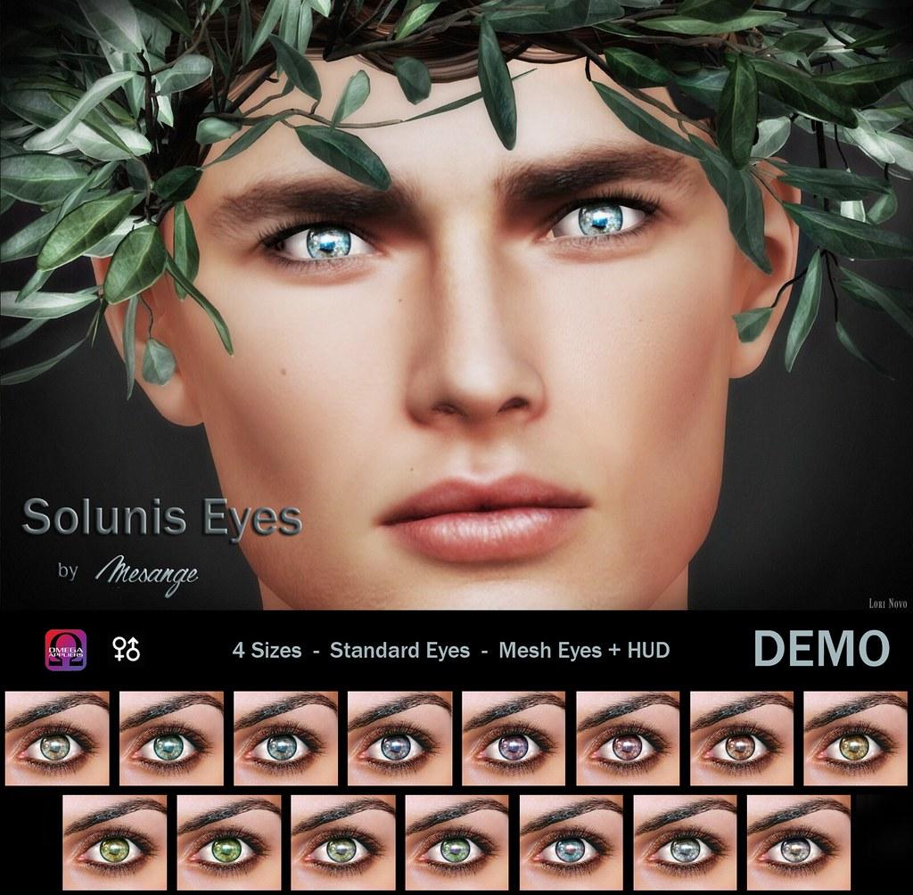 MESANGE – Solunis Eyes