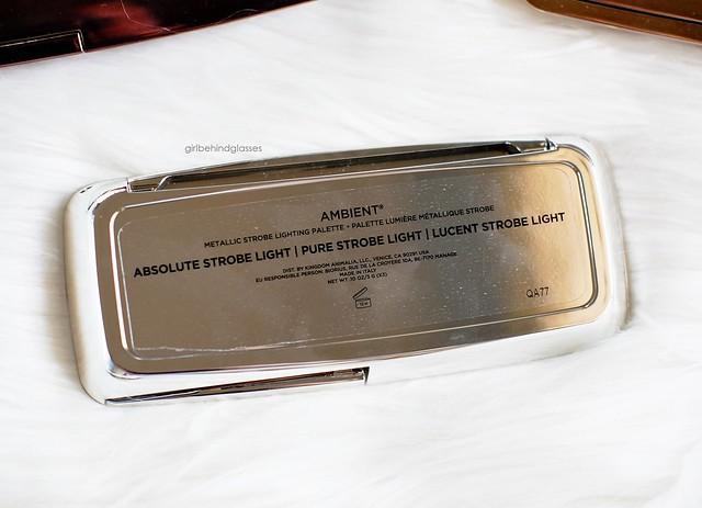 Hourglass Metallic Strobe Lighting Palette3
