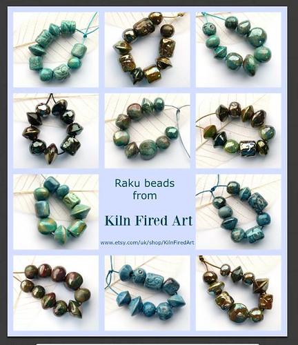 raku beads