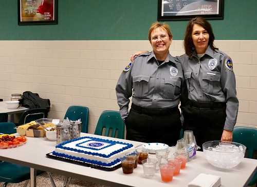 8th Speedway Police Citizens Academy Graduation