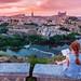 Panorama of Toledo by hsadura