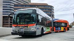 WMATA Metrobus 2015 New Flyer Xcelsior XDE60 #5469