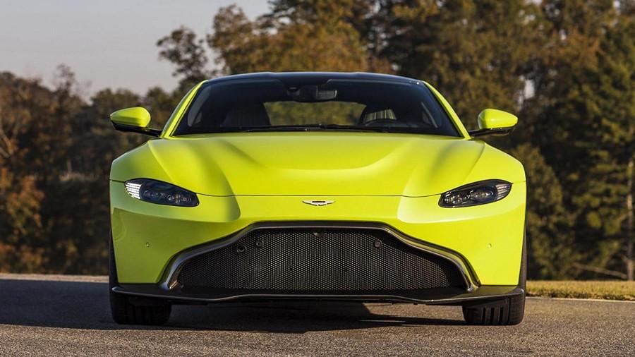 Aston Martin Vantage New 9