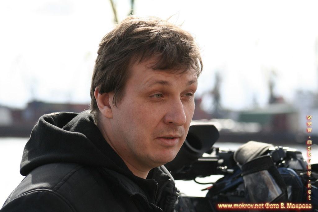 Сергей Вальцов с фотокамерой
