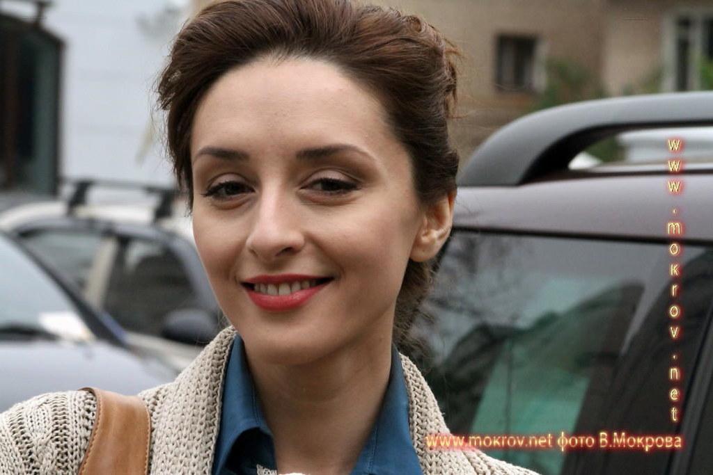 Юлия Майборода - Света в телесериале «Карпов».