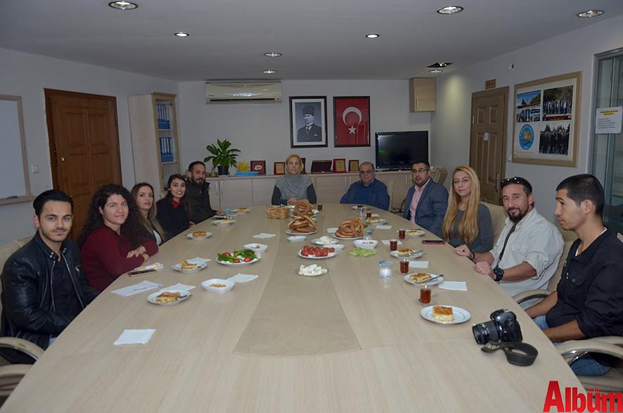 Kent Konseyi Başkanı Nurhan Özcan