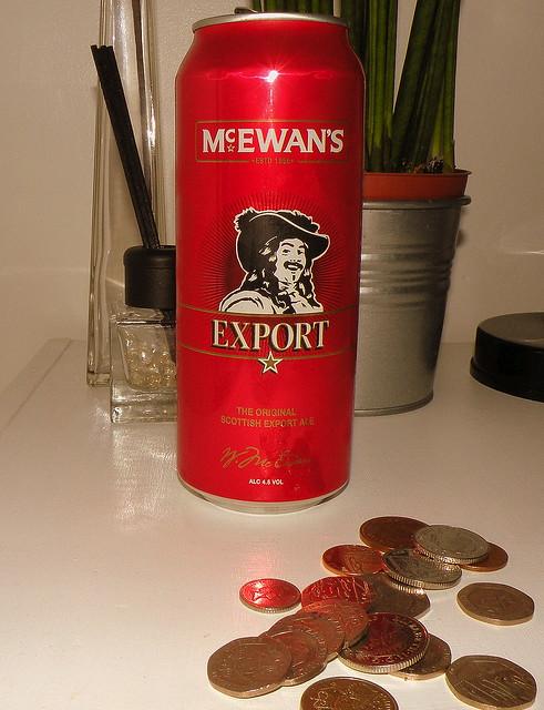 McEwans Export Ale, Nikon COOLPIX P80