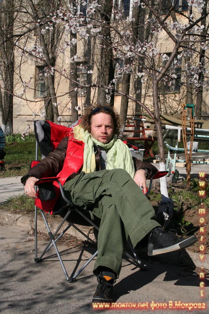Режиссер постановщик Владимир Виноградов и фотография