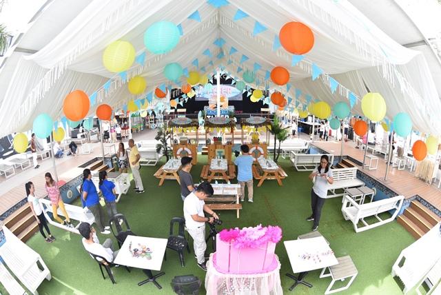 activities area (ceiling