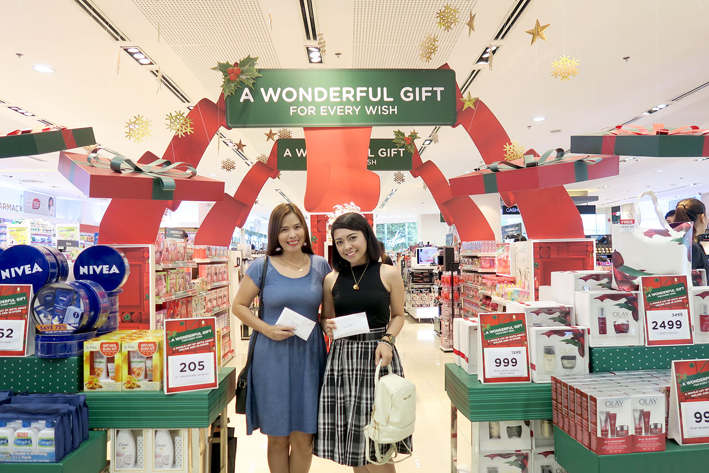 1 Holidays 2017 Gift Shopping at Watsons - Gen-zel She Sings Beauty
