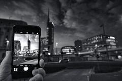 la torre nello schermo