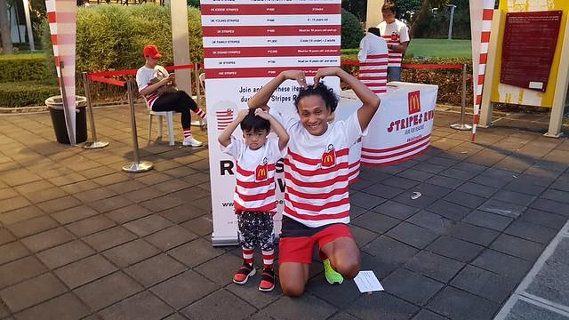 McDo Stripes Run 2017