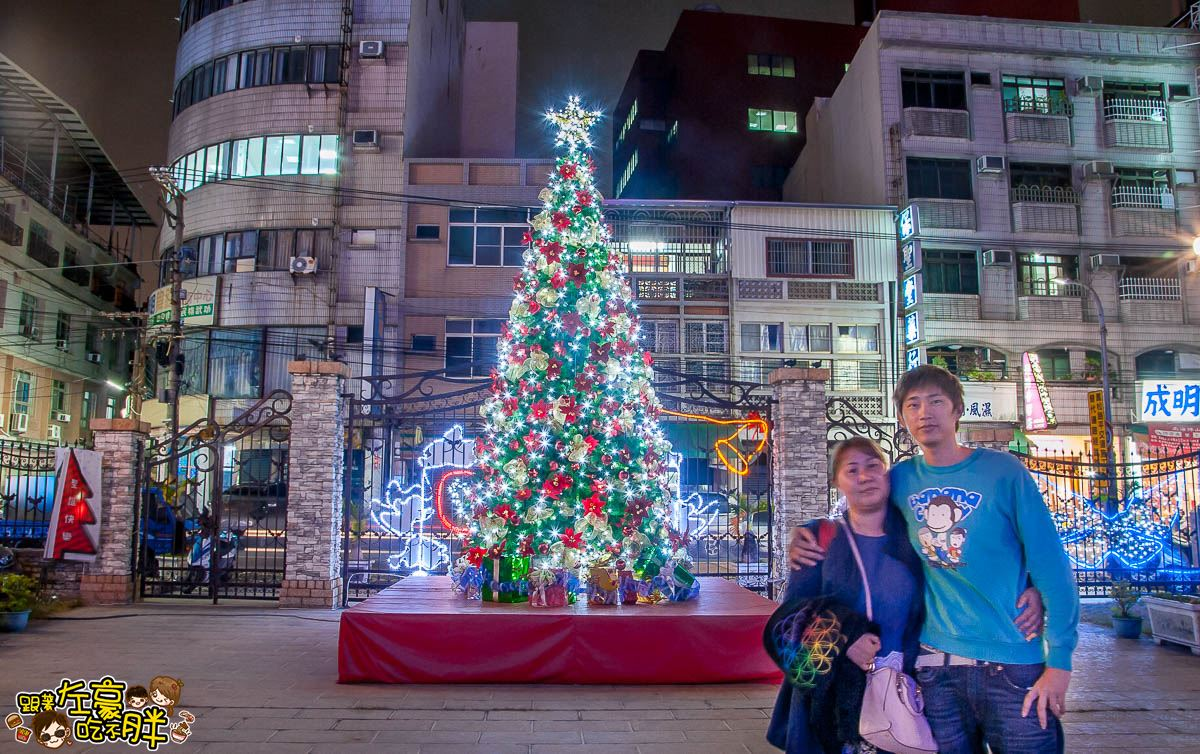 鳳山教堂聖誕景點-2