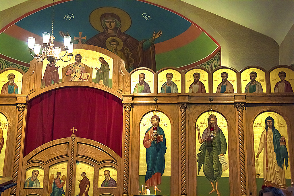 Saint Joseph Melkite Greek Catholic Church--Scranton
