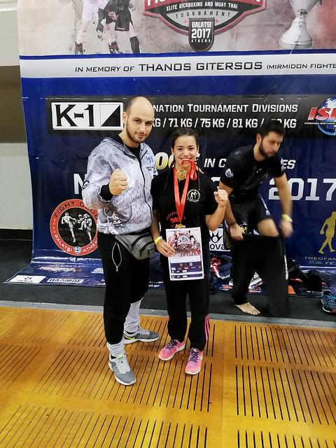Combat Team Tripolis: International Open Fight Club