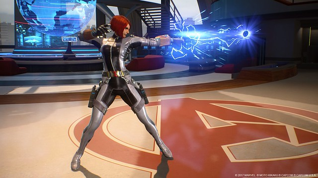 Marvel vs. Capcom Infinite: Black Widow Premium Costume