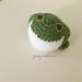 Petite Bullfrog Amigurumi