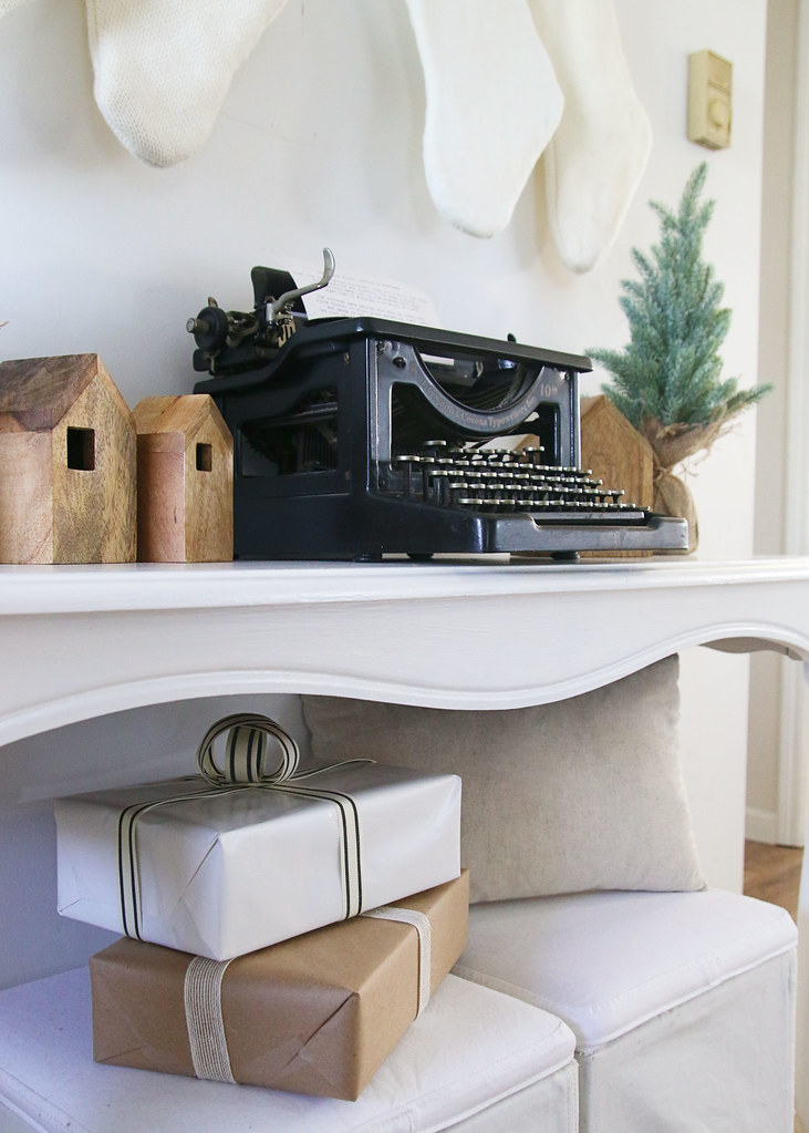 Vintage Antique Typewriter Packages
