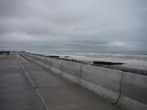 Flood Defence Seawall
