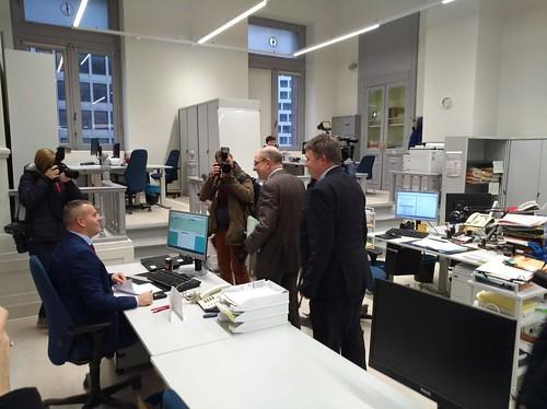 2017.12.01|Opening vernieuwde kantoren Nl afdeling REA Brusse